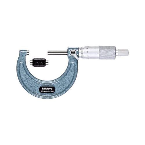 Panme đo ngoài cơ khí 25-50mm/0.01mm - 103-138 - Mitutoyo