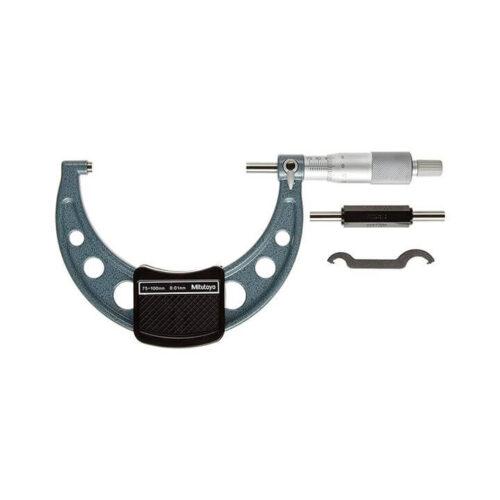 Panme đo ngoài cơ khí 75-100mm/0.01mm - 103-140-10 - Mitutoyo