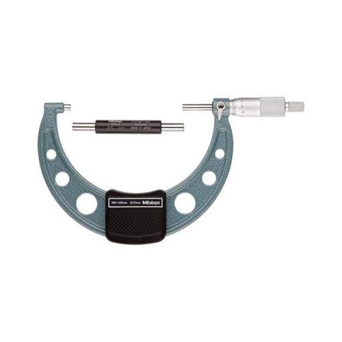 Panme đo ngoài cơ khí 100-125mm/0.01mm - 103-141-10 - Mitutoyo