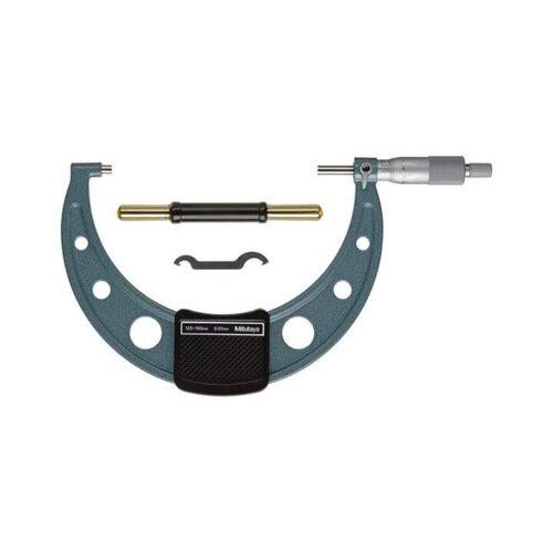 Panme đo ngoài cơ khí 125-150mm/0.01mm - 103-142-10 - Mitutoyo