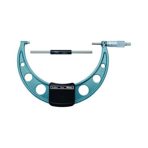 Panme đo ngoài cơ khí 175-200mm/0.01mm - 103-144-10 - Mitutoyo