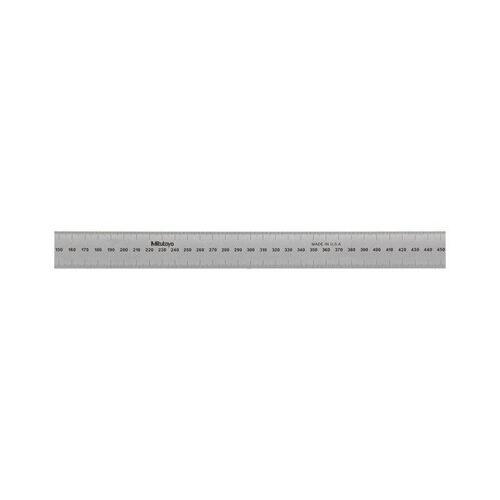 Thước lá 0-600 bề rộng 30mm - 182-171 - Mitutoyo