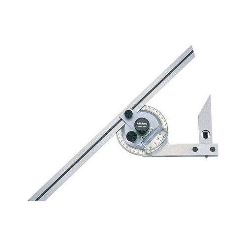Thước đo góc vạn năng 150/300mm - 187-901 - Mitutoyo