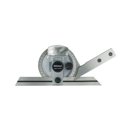 Thước đo góc vạn năng 150mm - 187-907 - Mitutoyo