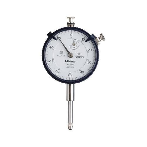 Đồng hồ so cơ khí 0-20mm/0.01mm Chống sốc - 2050S-19 - Mitutoyo