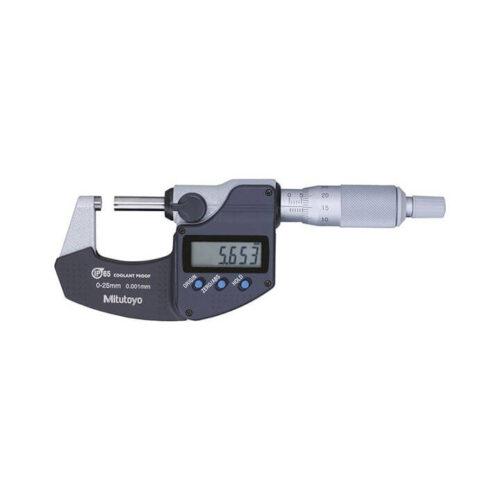 Panme điện tử đo ngoài 0-25mm/0.001mm - 293-240-30 - Mitutoyo