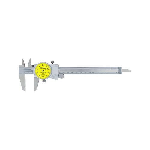 Thước cặp đồng hồ 0-150mm/0.01mm - 505-732 - Mitutoyo