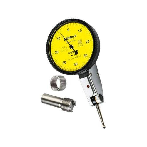 Đồng hồ so chân gập 0.8mm/ 0.01mm - 513-404-10E - Mitutoyo