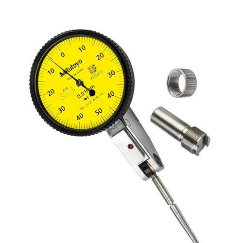 Đồng hồ so chân gập 1mm/0.01mm - 513-415-10E - Mitutoyo