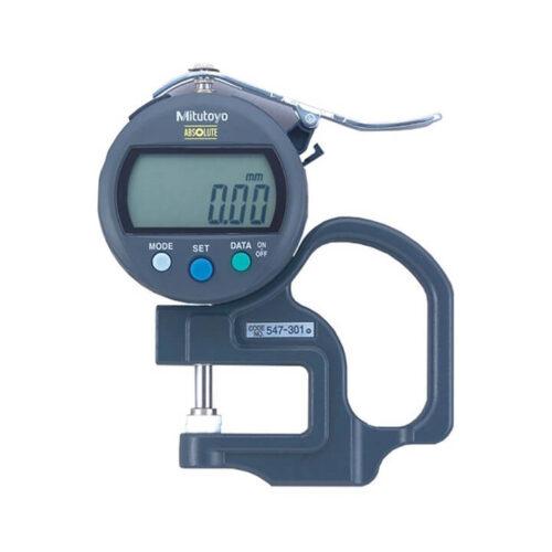 Đồng hồ đo độ dày điện tử 0-10mm/0.01mm - 547-301 - Mitutoyo