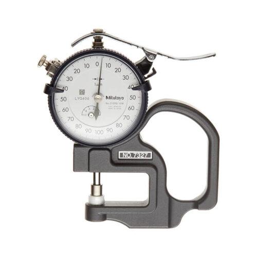 Đồng hồ đo độ dày 0-1mm/0.001mm - 7327 - Mitutoyo