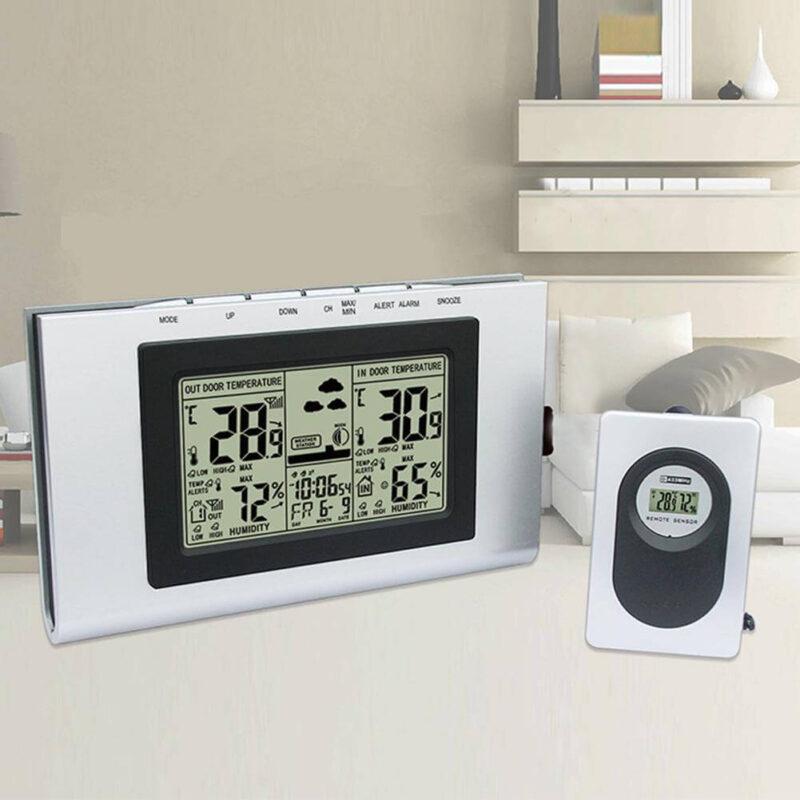 Các loại máy đo độ ẩm chính