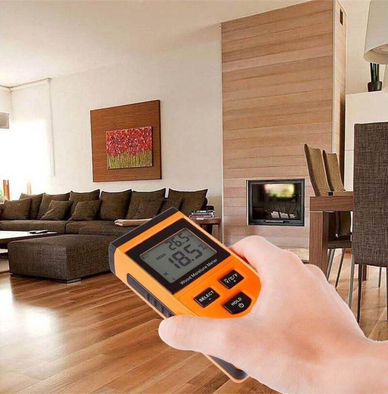 Chọn máy đo độ ẩm phù hợp với nhu cầu sử dụng