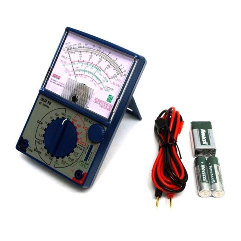 Đồng hồ vạn năng kim (VOM)