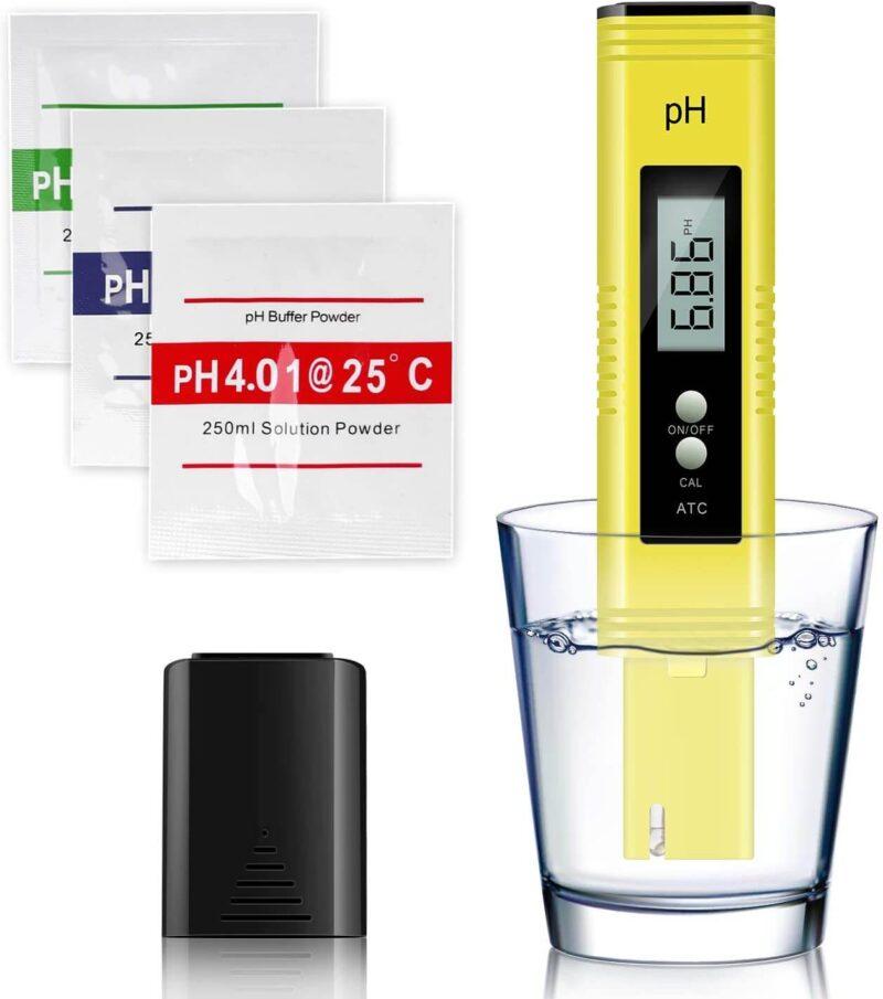 Hiệu chuẩn máy đo pH