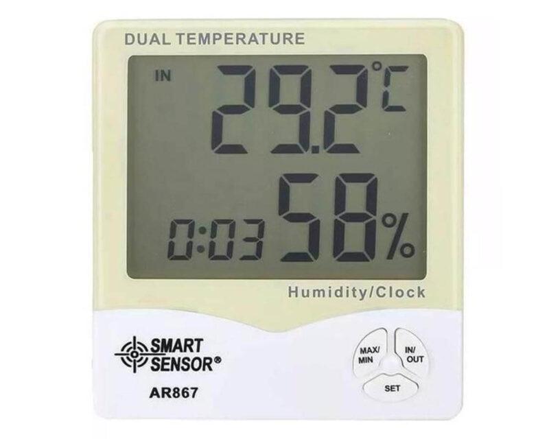Máy đo độ ẩm Smart Sensor AR867