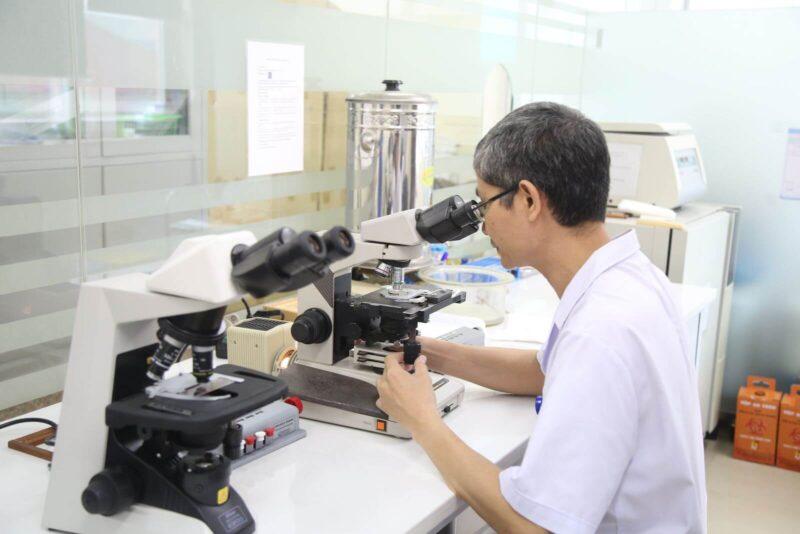 Những lĩnh vực cần sử dụng kính hiển vi