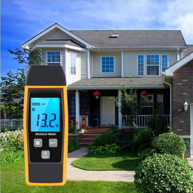 Tác dụng và tầm quan trọng của máy đo độ ẩm