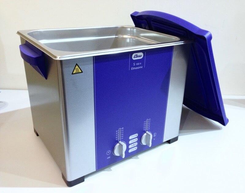 Ứng dụng vượt trội của bể rửa siêu âm Elma S100H