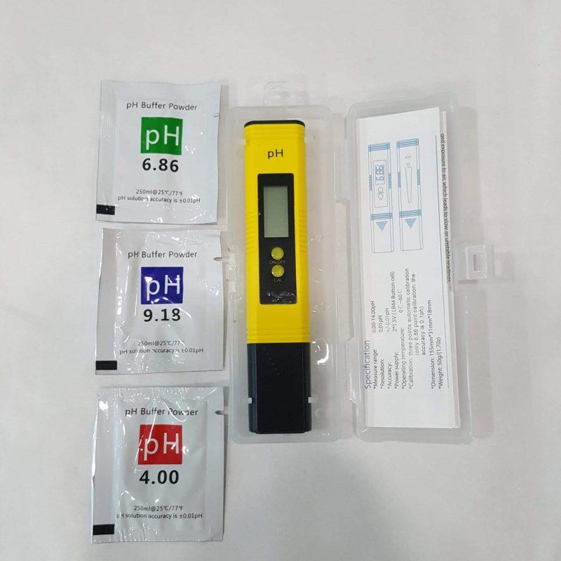 Gợi ý máy đo pH nước - Bút đo pH 02