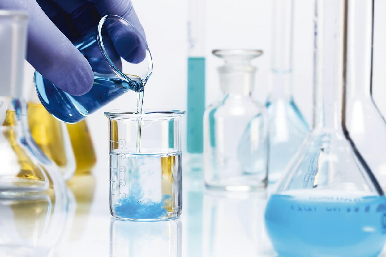 Các bước pha dung dịch chuẩn từ chất gốc