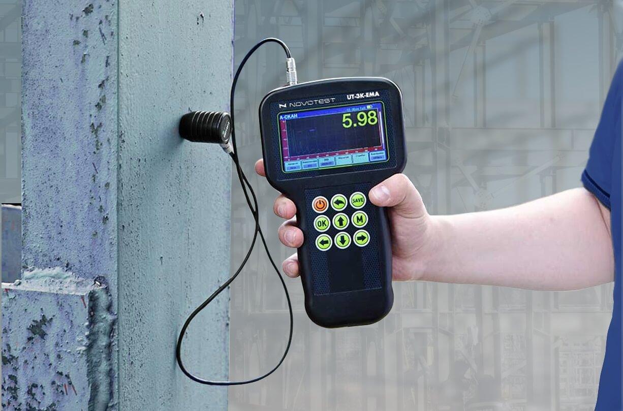 Các cách phân loại máy đo độ dày