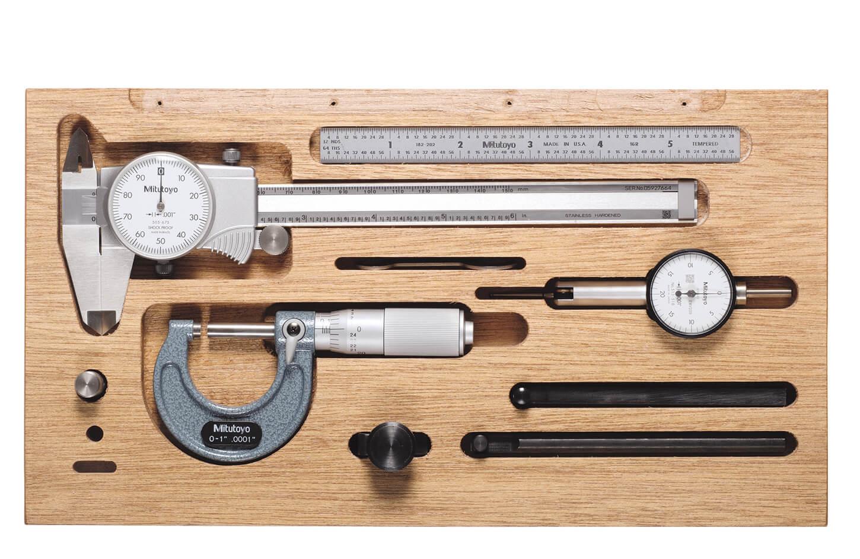Cách lựa chọn thiết bị đo cơ khí hiệu quả
