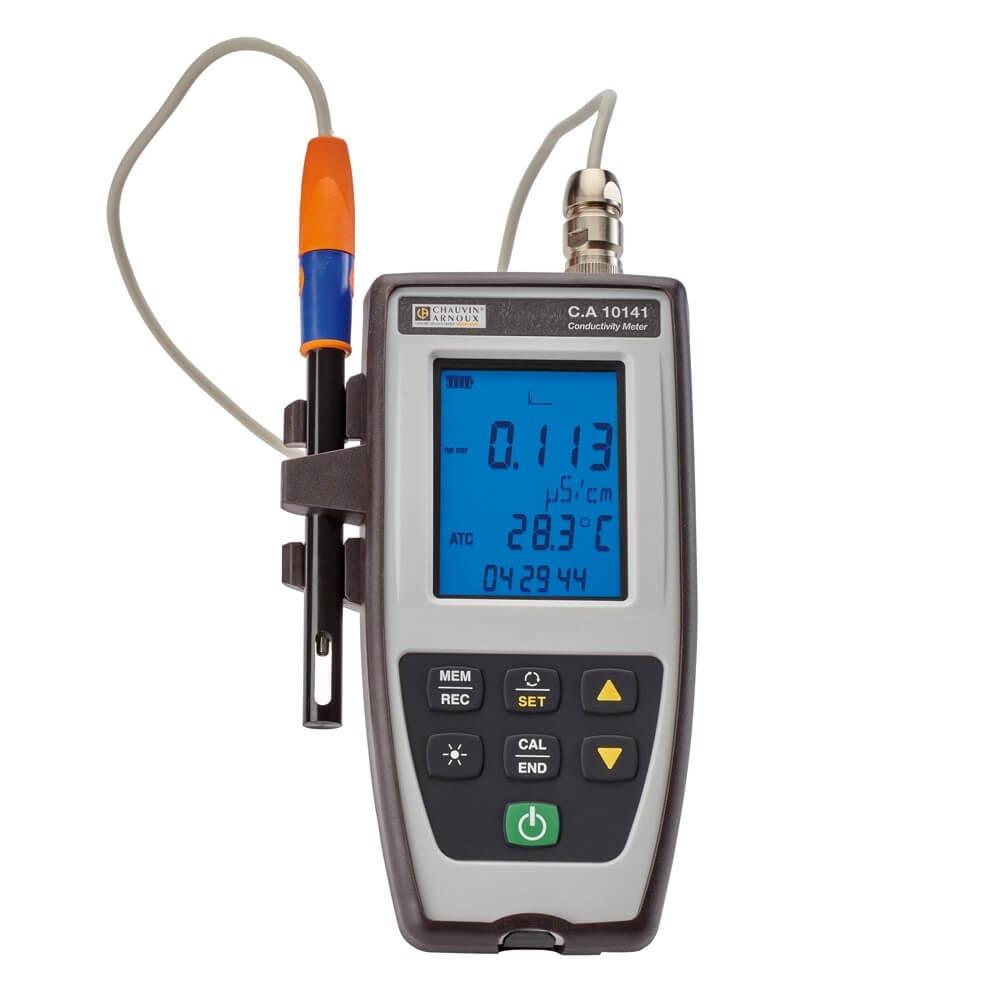 Cách phân loại máy đo độ dẫn điện