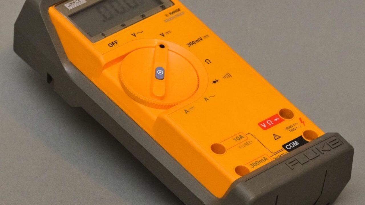 Cấu tạo chung của các thiết bị đo điện