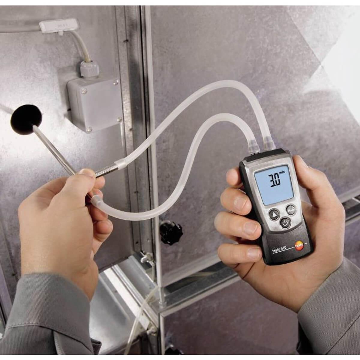 Cấu tạo và nguyên lý hoạt động của máy đo áp suất