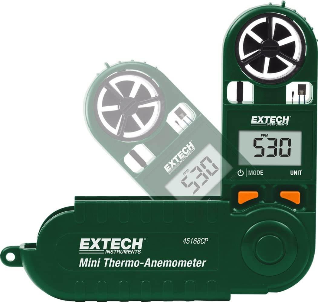 Đặc điểm chung của máy đo tốc độ gió