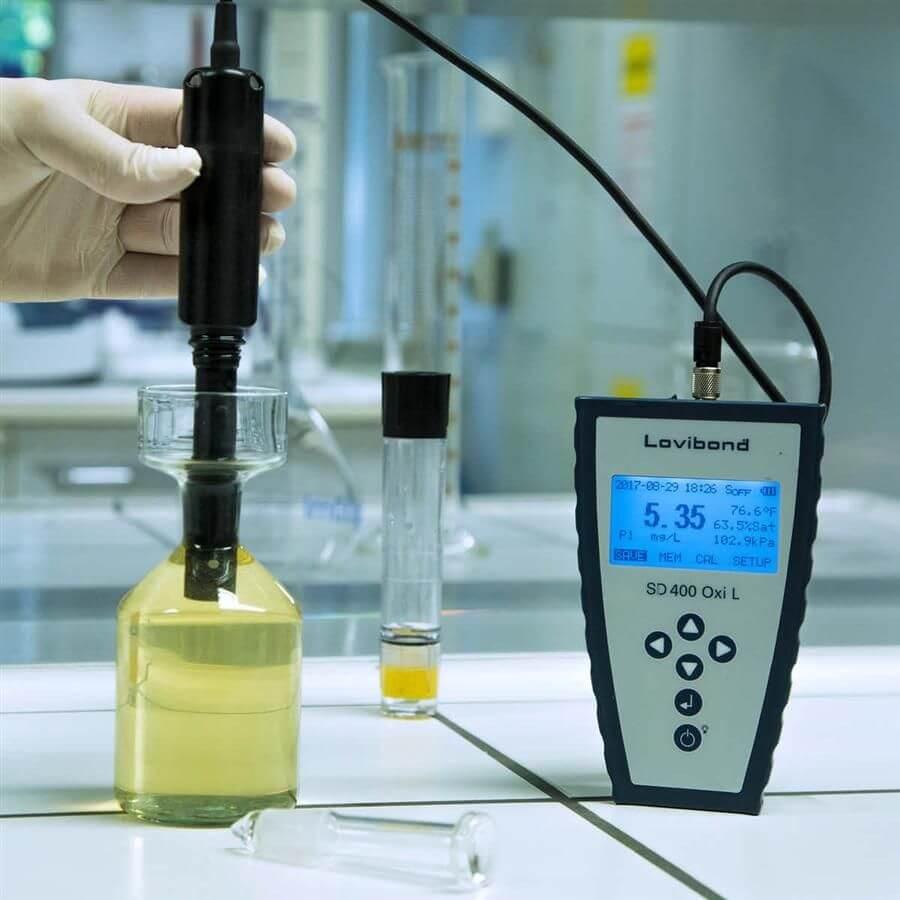 Hướng dẫn sử dụng máy đo oxy hòa tan