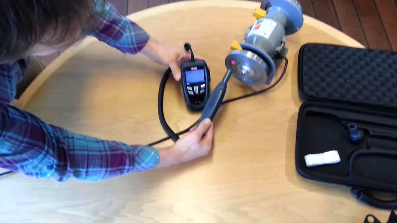 Hướng dẫn sử dụng máy đo tốc độ vòng quay