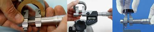 hướng dẫn sử dụng panme đo trong Mitutoyo