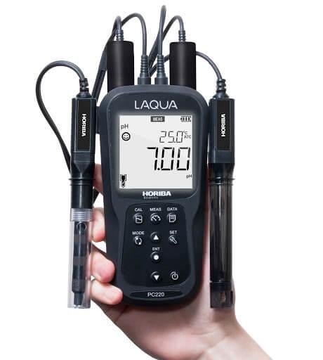 Khái niệm máy đo pH cầm tay
