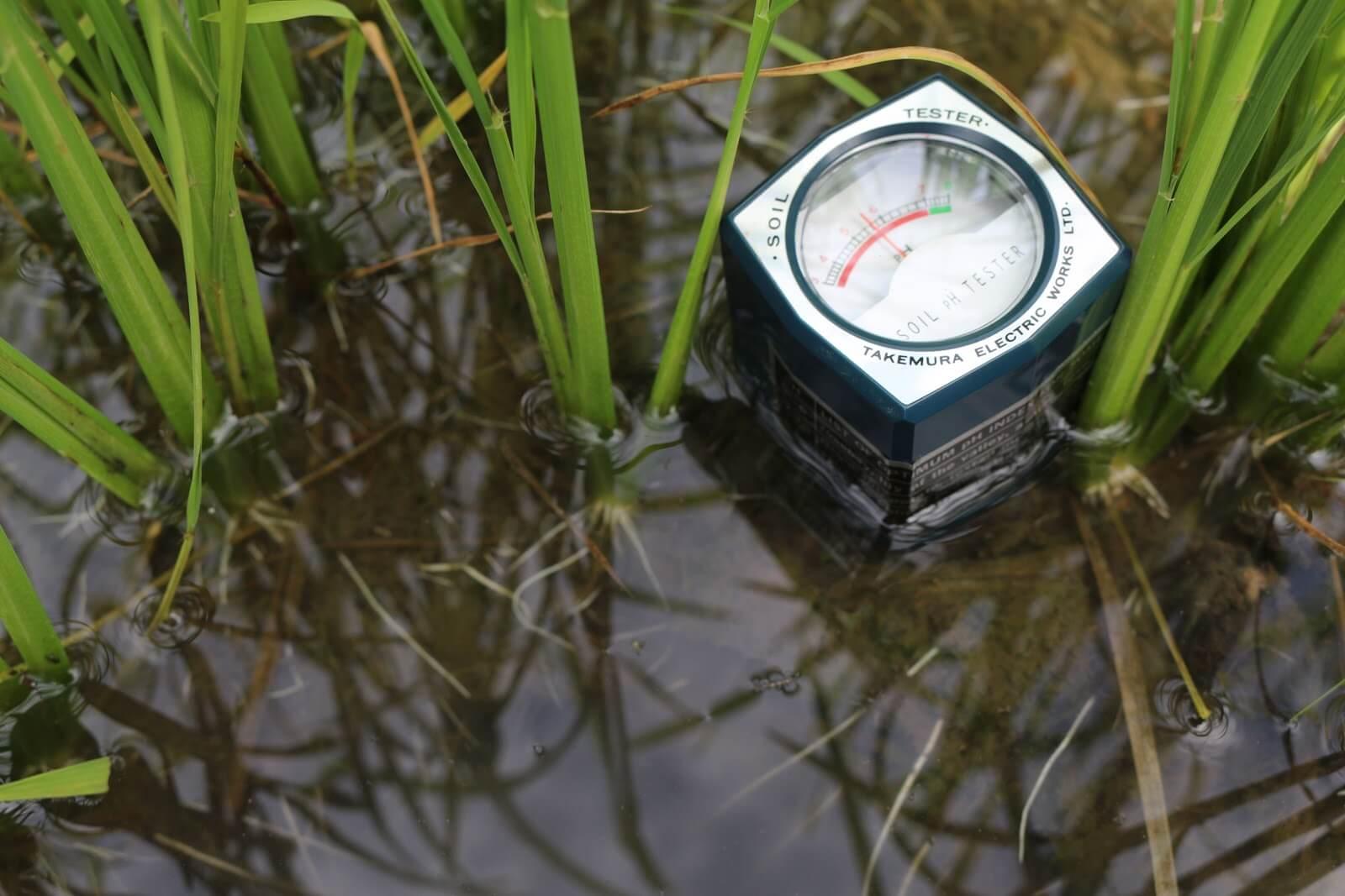 Khái niệm máy đo ph đất