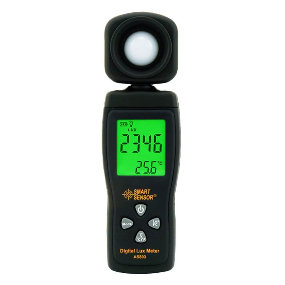 Máy đo cường độ ánh sáng Lux