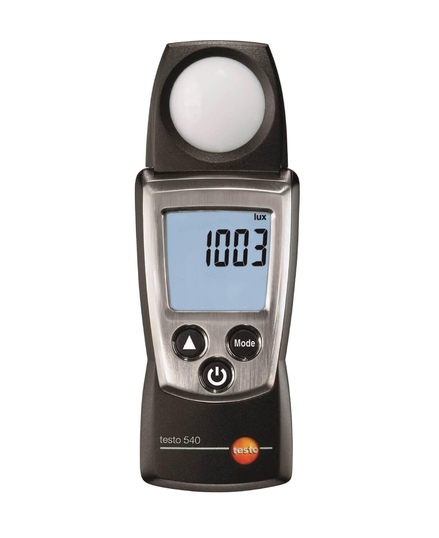 Máy đo cường độ ánh sáng Testo