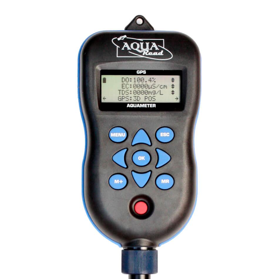 Máy đo đa chỉ tiêu cầm tay tích hợp GPS – The GPS Aquameter