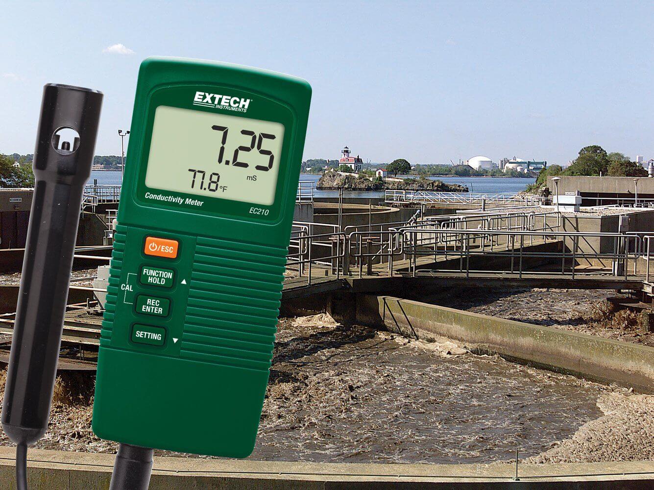 Máy đo độ dẫn điện Extech
