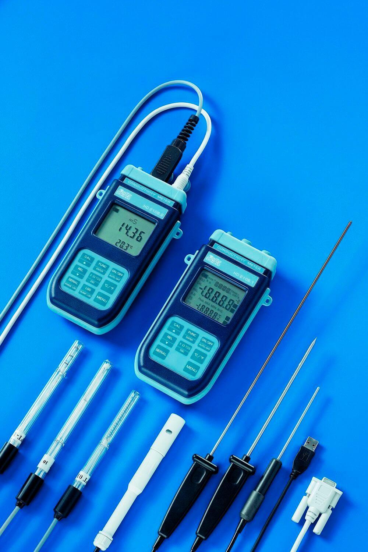 Máy đo độ dẫn điện là gì