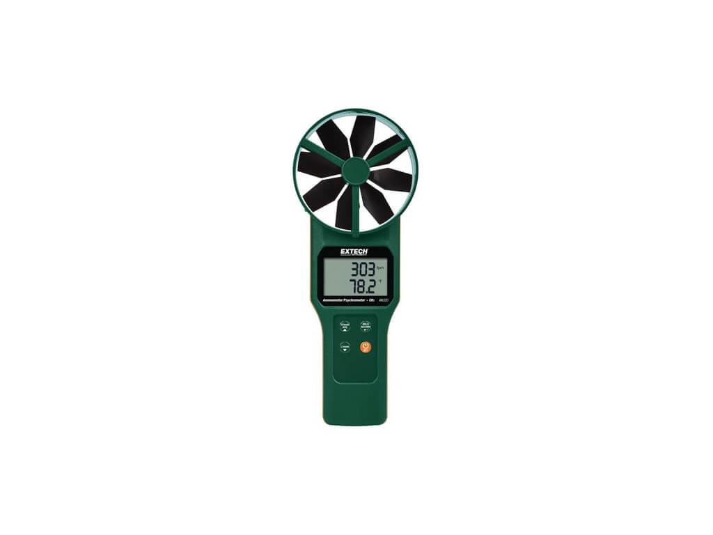 Máy đo tốc độ gió 5 chức năng Extech AN320