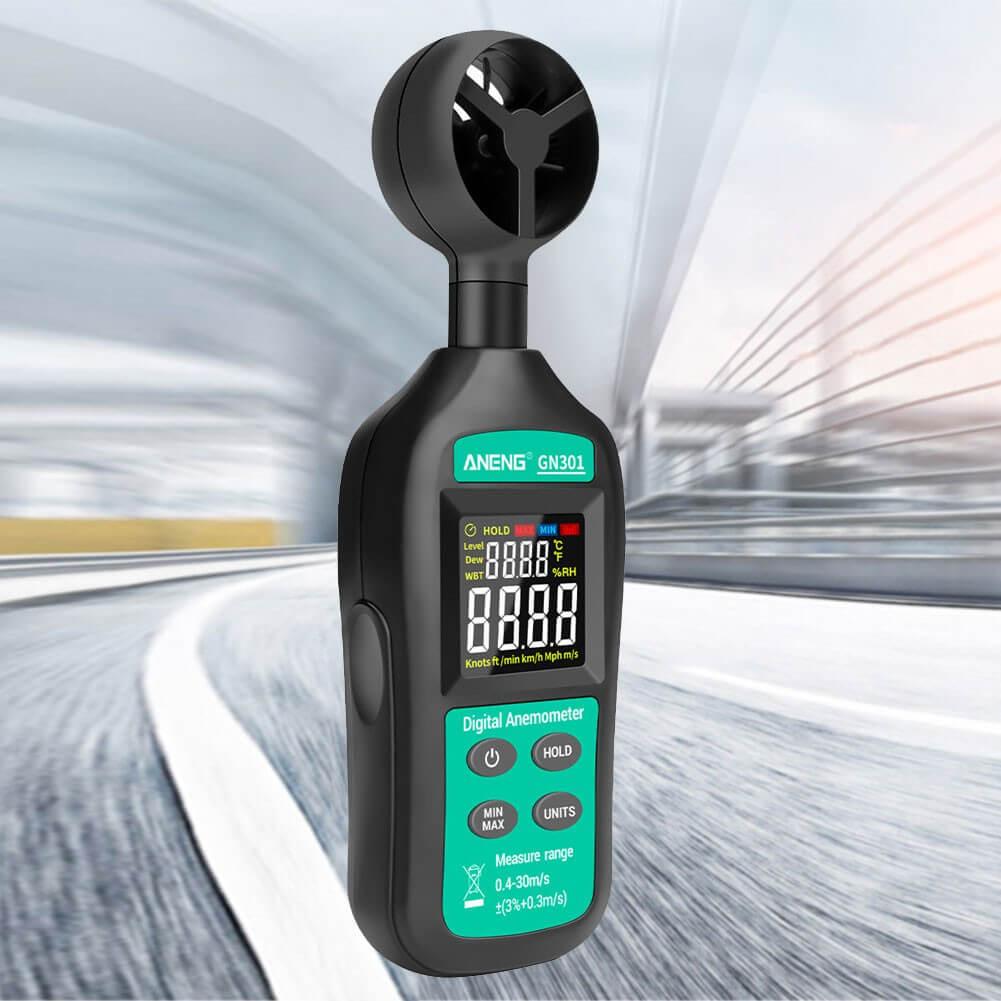 Máy đo tốc độ gió là gì