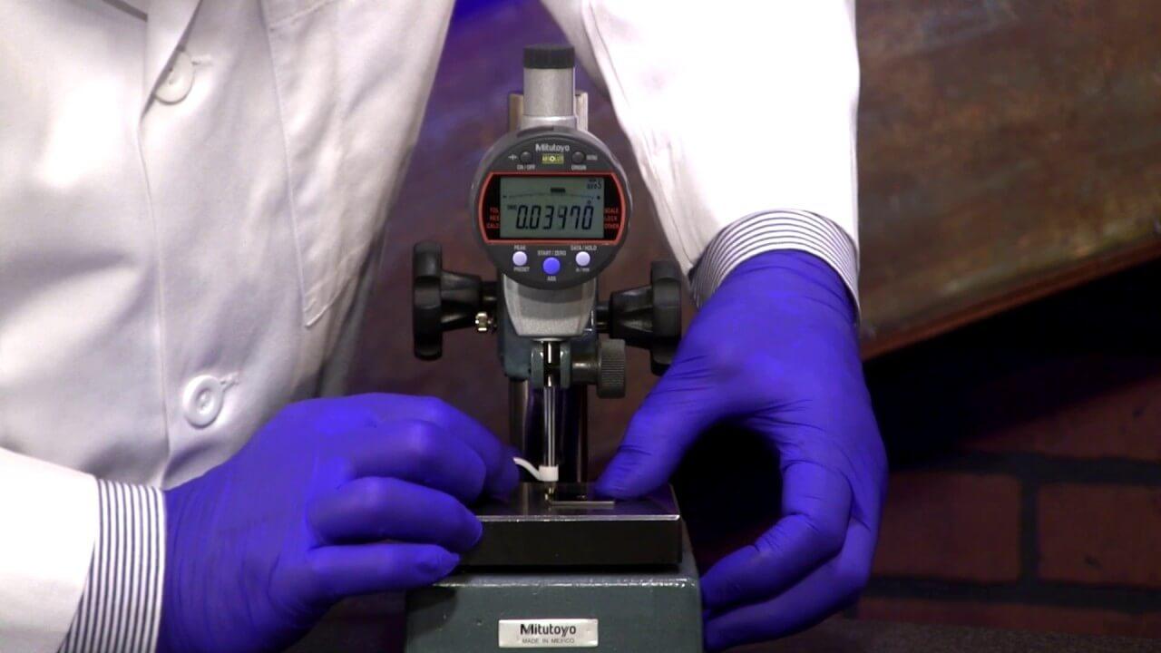 Một số lưu ý khi sử dụng thiết bị đo cơ khí