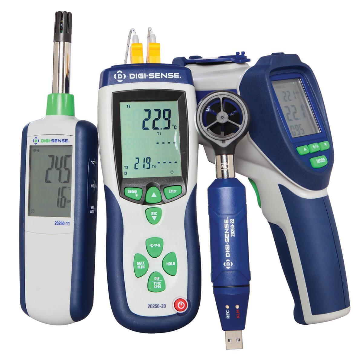 Một số tính năng của thiết bị đo môi trường