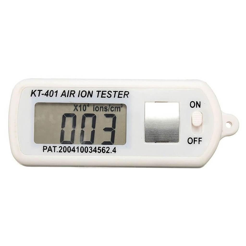 Nguyên lý hoạt động của máy đo ion