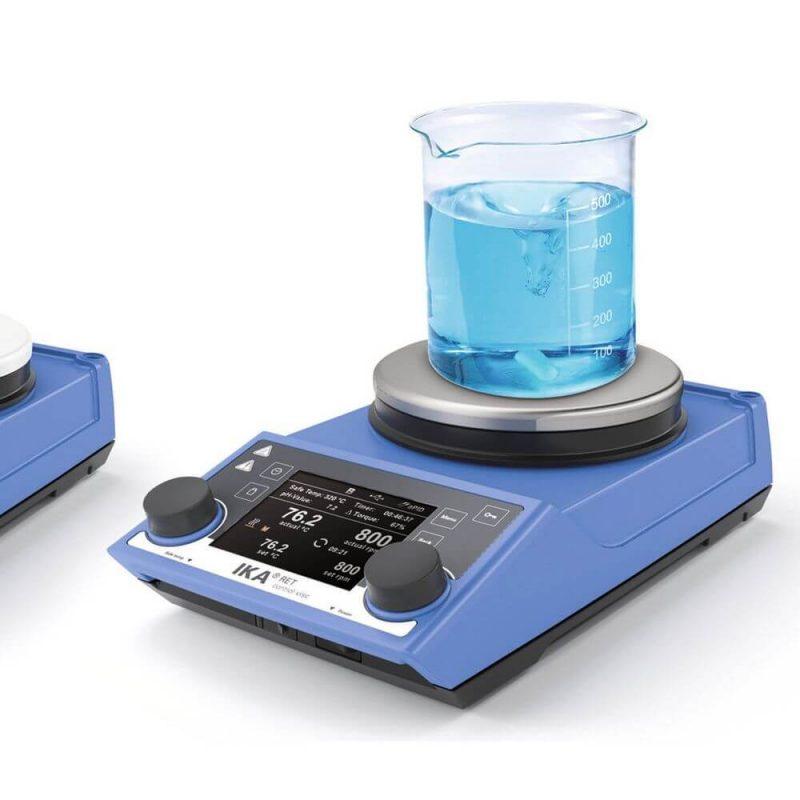 Nguyên lý hoạt động của máy khuấy từ gia nhiệt