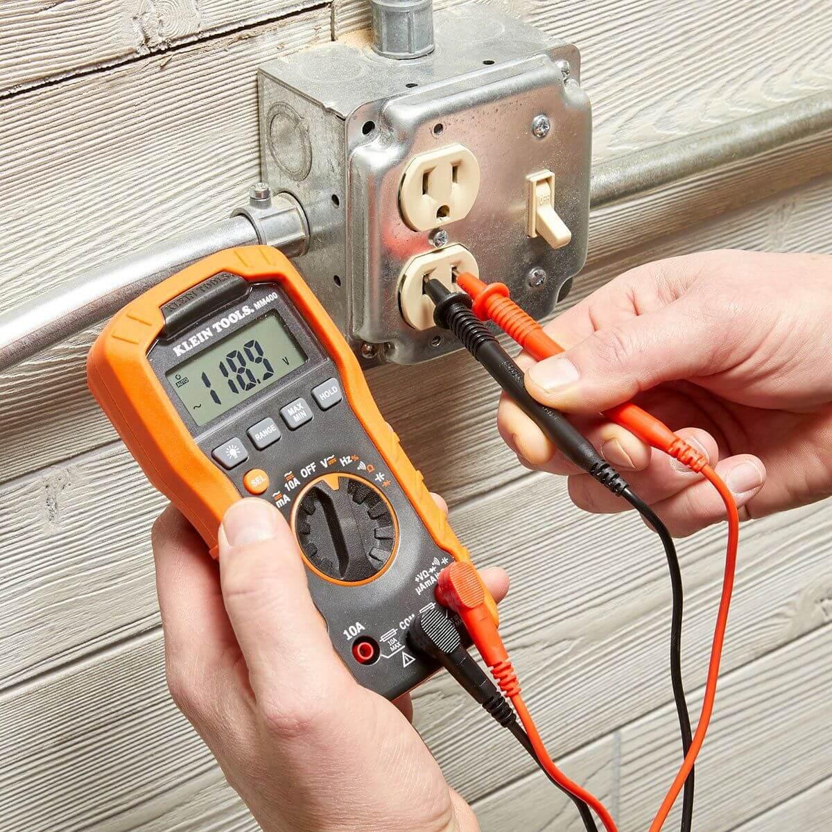 Những lưu ý khi sử dụng thiết bị đo điện
