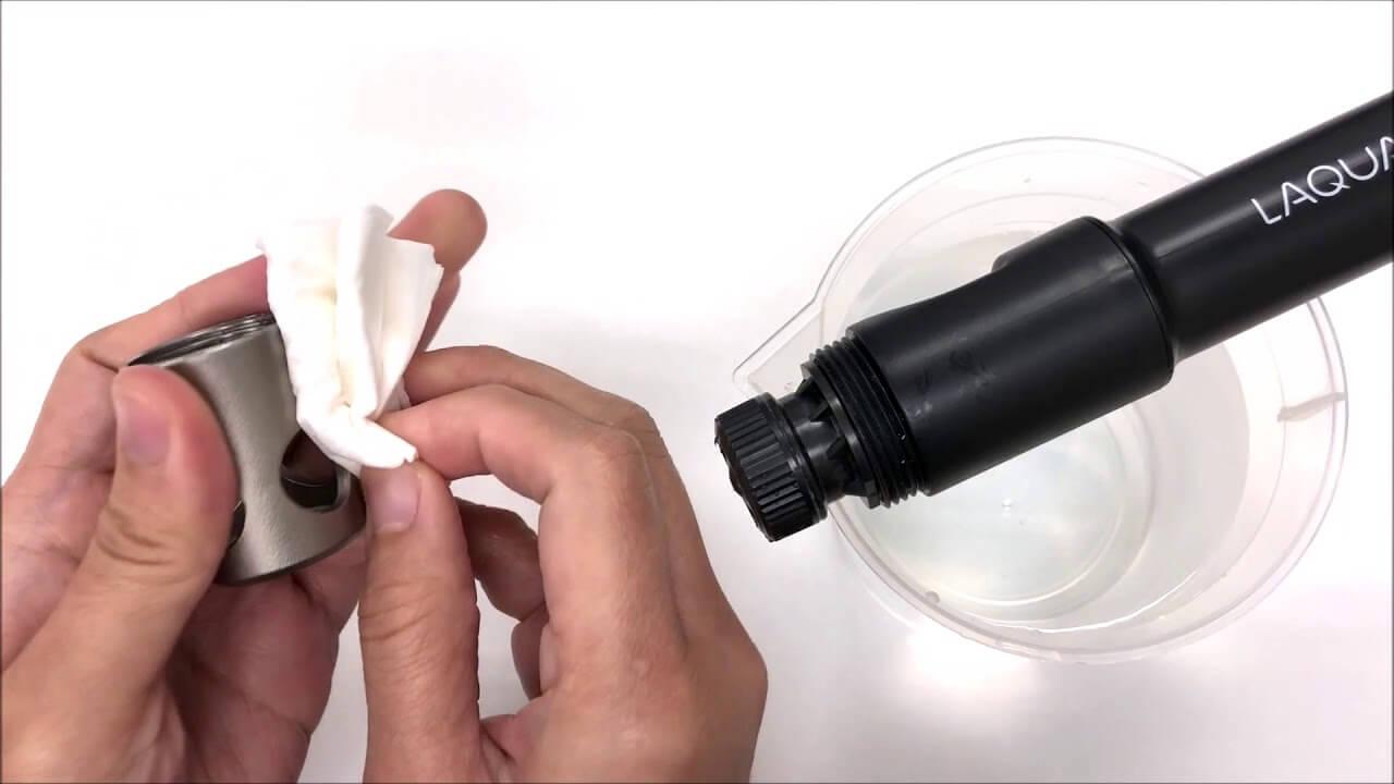 Những lưu ý trong việc sử dụng máy đo oxy hòa tan