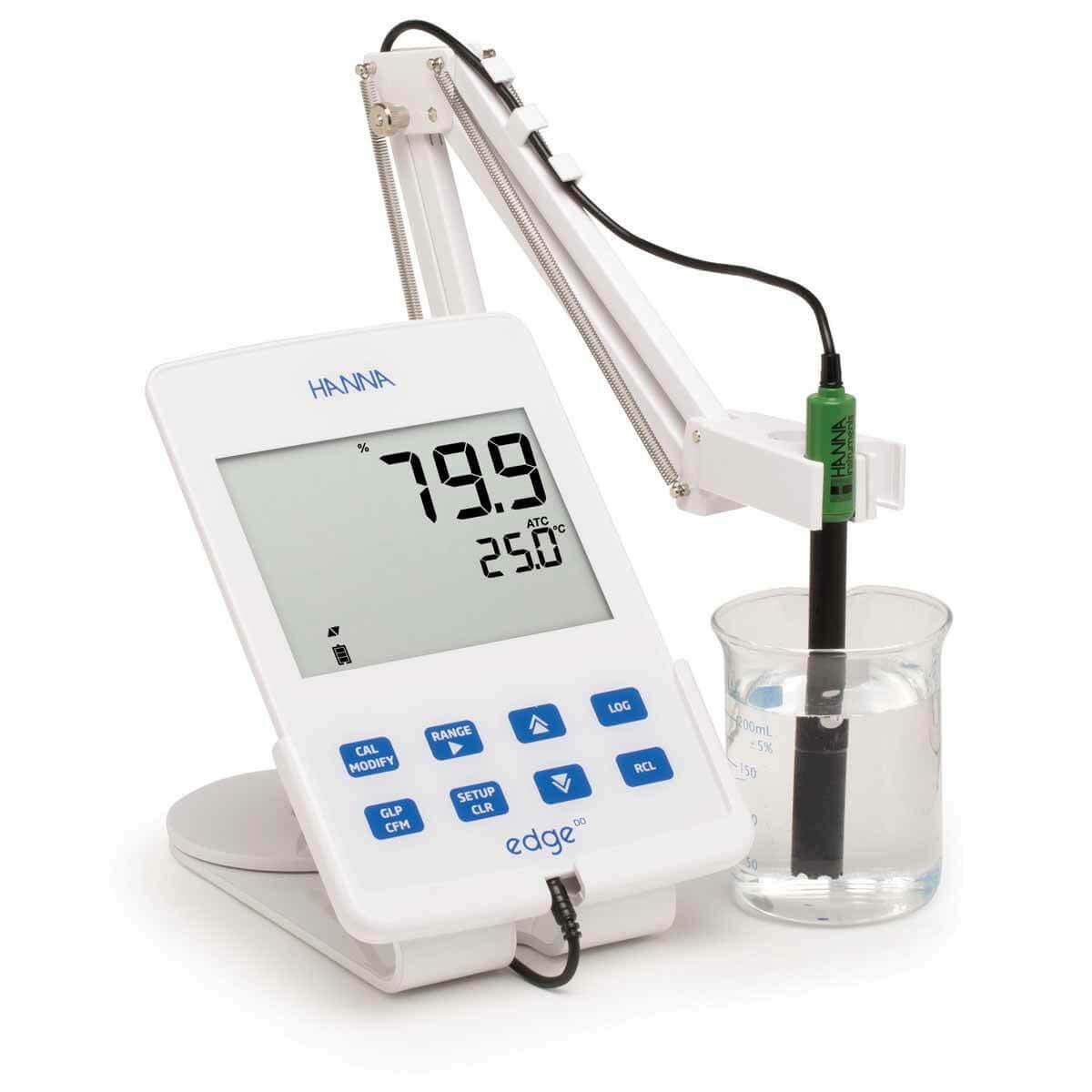 Những phương pháp đo oxy hòa tan